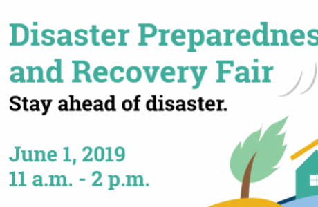 Disaster Preparedness and Recovery Fair