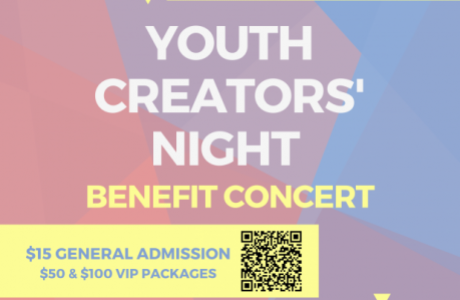 Youth Creators' Night Benefit Concert