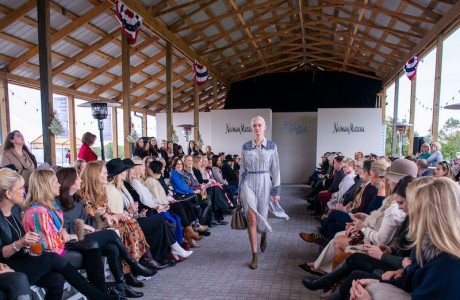 Fashion in the Fields Brunch and Fashion Show at Hope Farms presented by Neiman Marcus