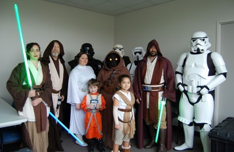 Star Wars Meet-and-Greet