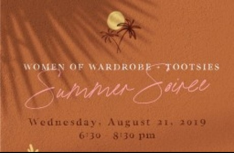 Women of Wardrobe Summer Soiree