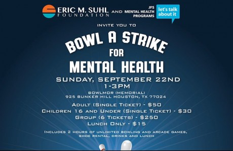 1st Annual Bowl a Strike for Mental Health