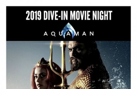 9th Annual Dive-In Movie