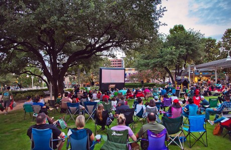 Movies at Market Square Park