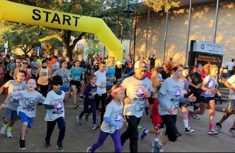 9th Annual West U Halloween Dash and Kids' Fun Run