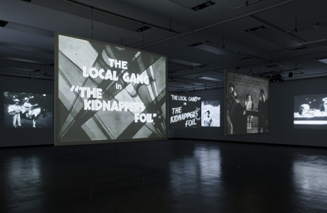Gareth Long: Kidnappers Foil Opening Reception
