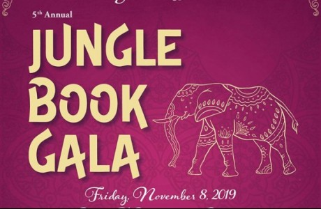 Fifth Annual Jungle Book Gala