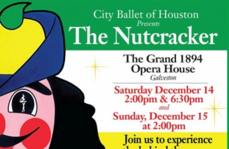 City Ballet of Houston Presents The Nutcracker