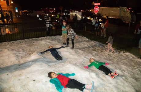 Bellaire's Holiday in the Park