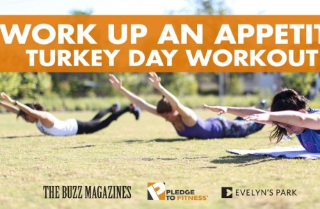 Work up an Appetite: Turkey Day Workout