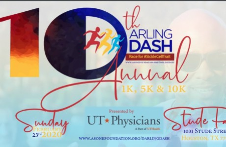 10th Annual Darling Dash Run