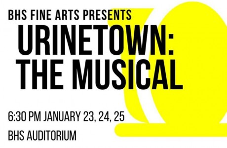 Bellaire High School Presents Urinetown: The Musical