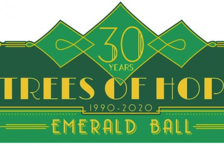 Trees of Hope 30th Anniversary Emerald Ball