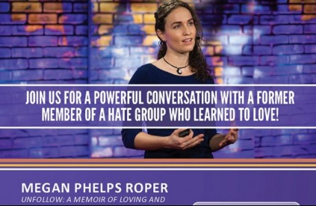 Interfaith Ministries presents Megan Phelps Roper