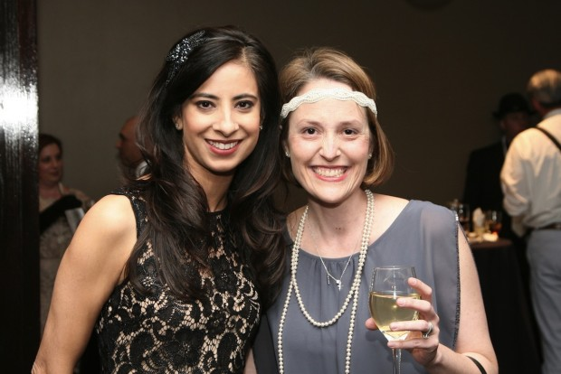 Archna Sharma and Laura Tolpin