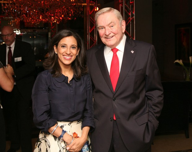 Rania Mankarious, Dave Ward