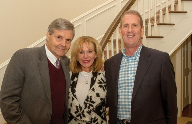 Brant Pope, Karen and Marty Skolnik