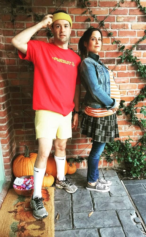 Annie and Tyler McQueen