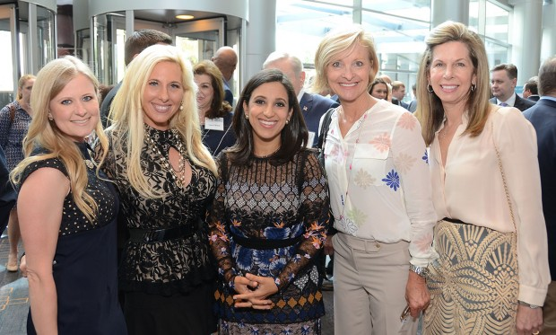 Michelle Williams, Tracy Faulkner, Rania Mankarious, Dana Tyson, Gail Stalarow