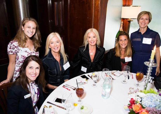 Michelle Sacks, Allison Lewis, Tama Lundquist, Tama Faust, Randi Rubenstein, Teri Gerber