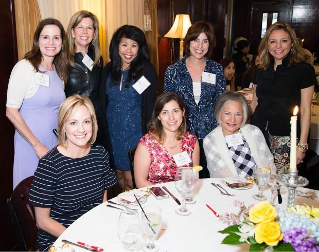 Lindsay Aronstein, Stephanie Wachs, Maureen Wittels,  Cabrina Owsley, Gail Stalarow, Patricia Ritter, Jill Talisman, Aida Araissi