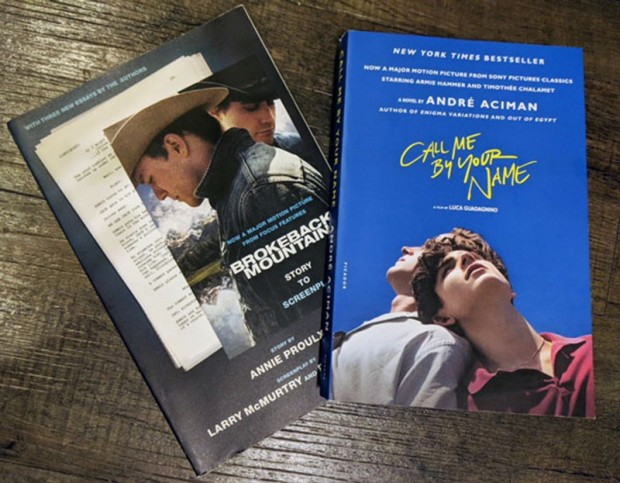 Call me By Your Name and Brokeback Mountain