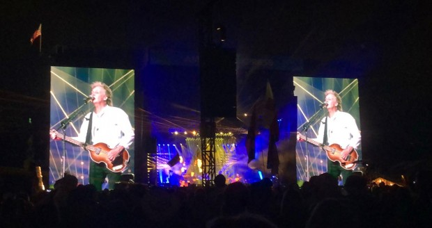 Paul McCartney at ACL