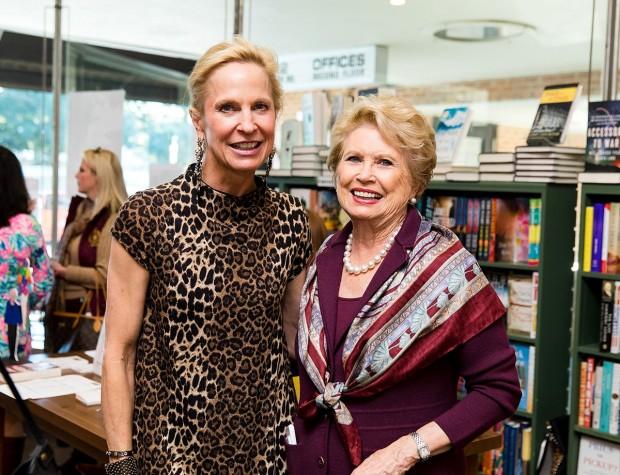 Pam Sengelmann, Ginger Blanton