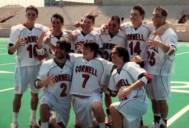 Cornell teammates
