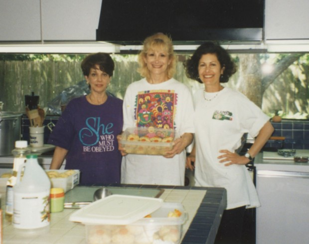 Nancy Levinthal, Shellie Lewis, Lara Ladin