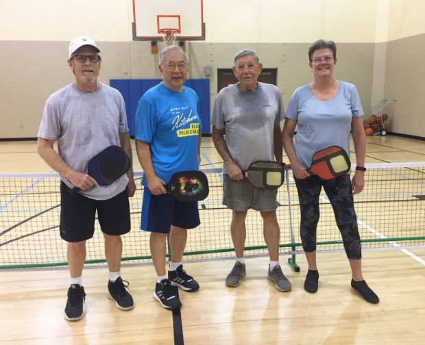 Pickleball at Weekley YMCA