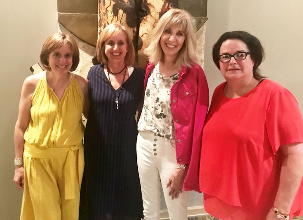 Jana Kusin, Candy Weinstein, Laurie Selzer, Claudia Selzer