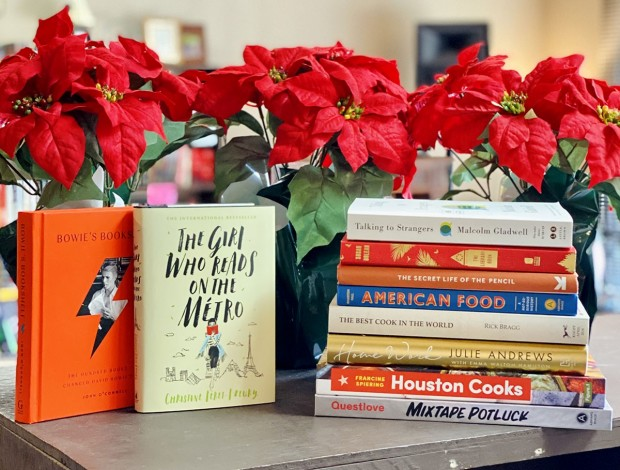 Books for holiday gifts