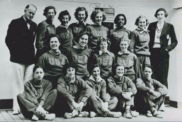 1936 Olympic Women's Track Team