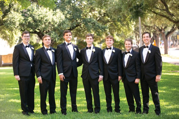 Scott Lange, Walker Kane, Denman Kane, Miles Abell, Harrison Kane, Will Winters, and Ford Jones