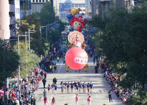 69th Annual H-E-B Thanksgiving Day Parade