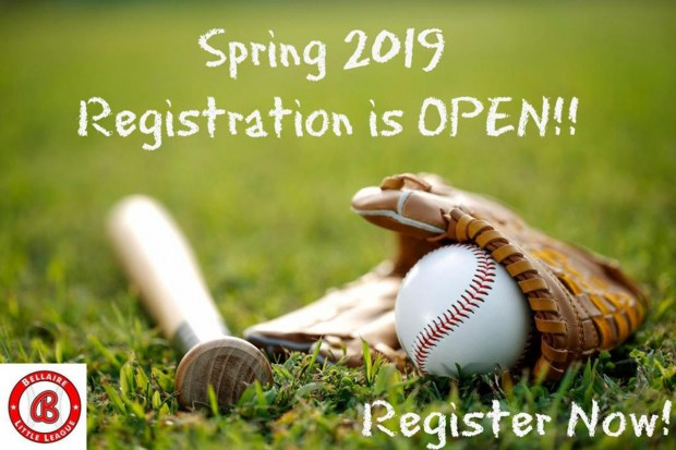 Bellaire Little League registration