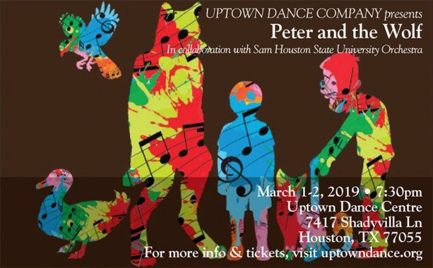 Peter and The Wolf at Uptown Dance