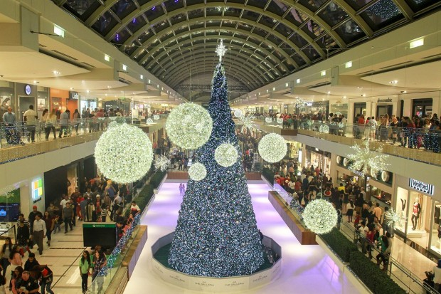 The 31st Annual Ice Spectacular at The Galleria