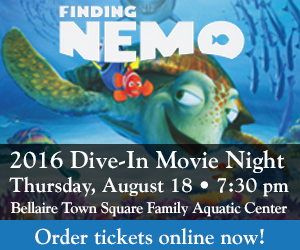 2016 Dive-in Movie Night